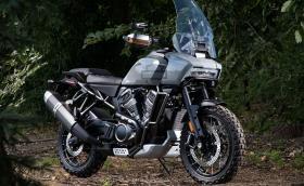 Изненада! Това е Harley-Davidson Pan America, радикален Harley, един от общо 23 нови модела