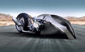 'Kahn' e радикално BMW с две гуми, което искаме да бъде направено