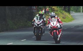 Най-силният 18-минутен филм за най-опасното мотоциклетно състезание - TT на о-в Ман