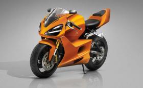 Това е McLaren 720S под формата на мотоциклет
