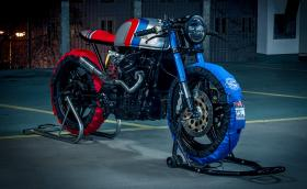Искаме тази Honda CX500 с вилка от Ducati и много стил