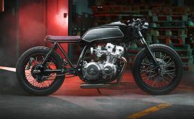 Български мотоциклет в Топ 20 за 2018-та! Нека гласуваме и подкрепим прекрасната Honda CB750 от Thracian Custom Bikes!