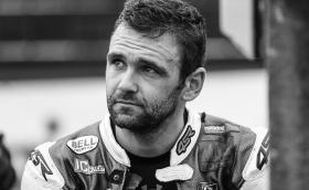 Уилям Дънлоп загина по време на тренировки за състезание в Ирландия