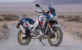 Новата Honda Africa Twin: един от най-добрите дуал спорт мотоциклети на планетата
