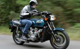 Това е Kawasaki Z 2300 V12, създадено от ядрен инженер