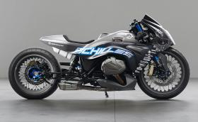 BMW R 1250 RS 'Achilles' e брутално привлекателен боксерен драгстер