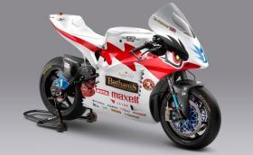 Mugen Shinden Hachi е новият електрически супер мотор за TT на Джон Макгинес