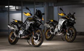 BMW Motorrad отбелязва 40 години GS с три специални издания