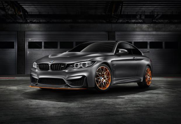 BMW представи Concept M4 GTS в Пебъл Бийч