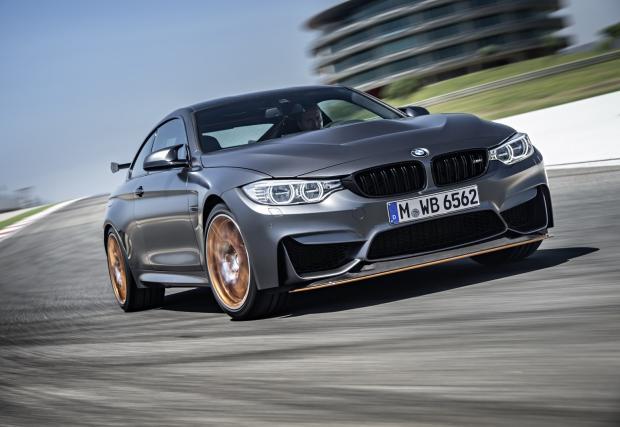500 к.с. за най-екстремното BMW M4 GTS