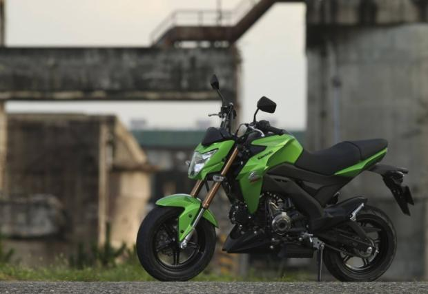 Kawasaki представи Z125