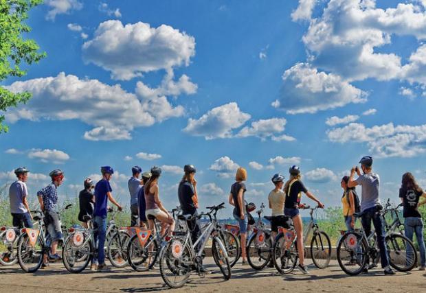 На 28.11. в София ще се проведе климатично велошествие