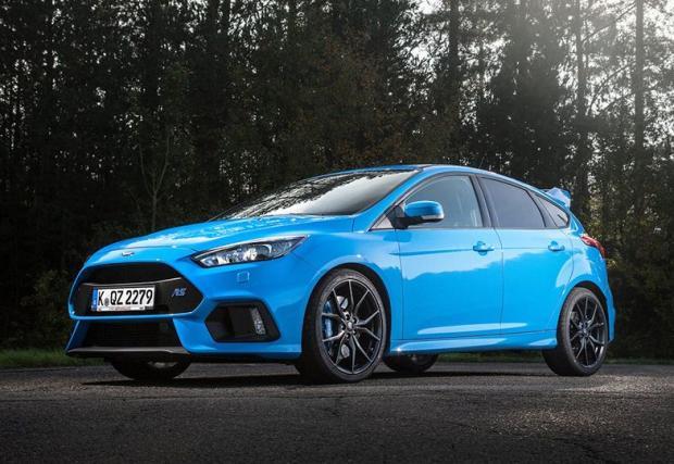 Ford Focus RS става най-бързият хечбек на планетата