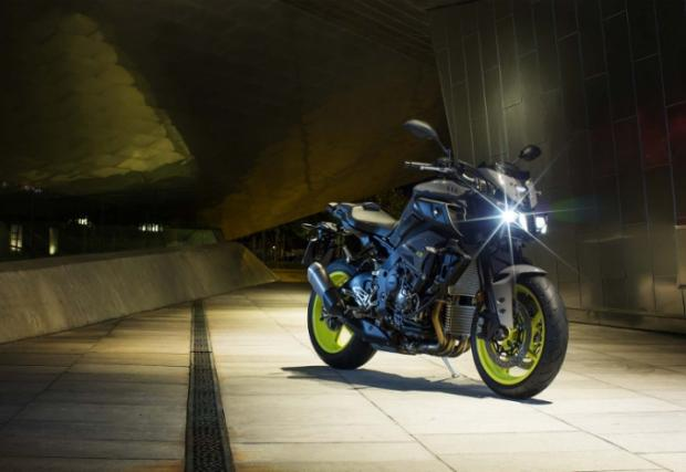 Yamaha показа MT-10