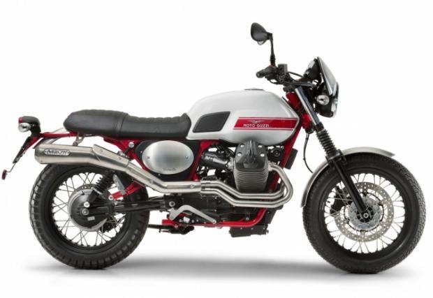 Moto Guzzi пуска V7 II Stornello и V7 II Racer