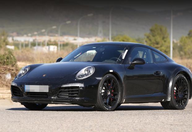 Хибридното Porsche 911 излиза през 2019