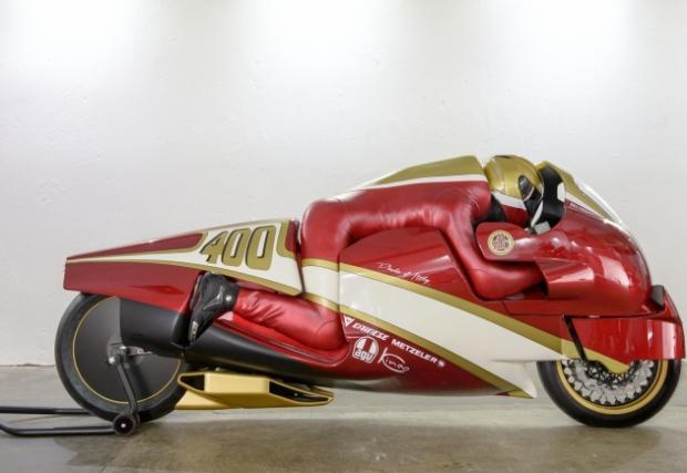 RMC с опит за рекорд за скорост