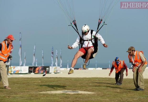 Валери Цветанов завърши четвърти на Световните въздушни игри в Дубай