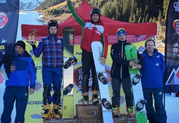 Нови успехи за Радослав Янков в сноуборда