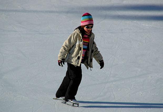 Безплатна ледена пързалка предпразнично във Варна