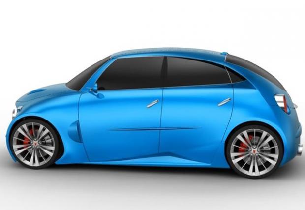 Сърбите пускат нова марка автомобил