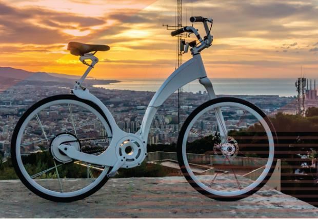 Градският велосипед на бъдещето?