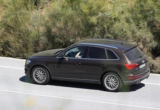 Новото Audi Q5 ще получи и RS версия