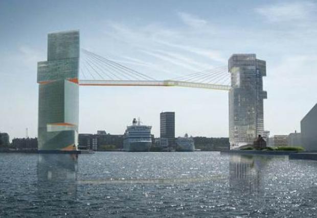 Копенхаген стартира проекта за най-висока велоалея в света