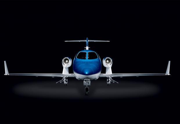 Honda достави първия си самолет - HondaJet