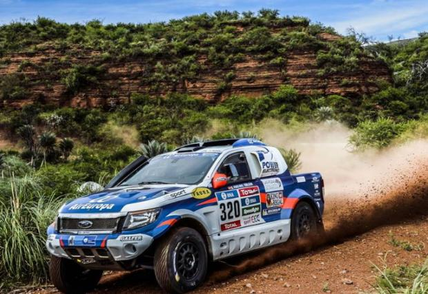 Льоб поведе при автомобилистите след втория етап на Рали Дакар