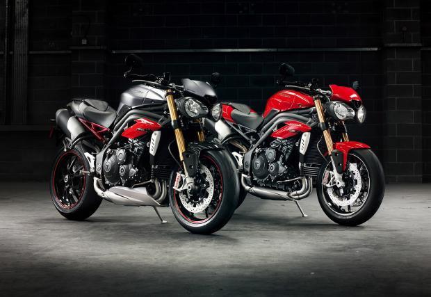 Triumph Speed Triple R е готов за сезон 2016