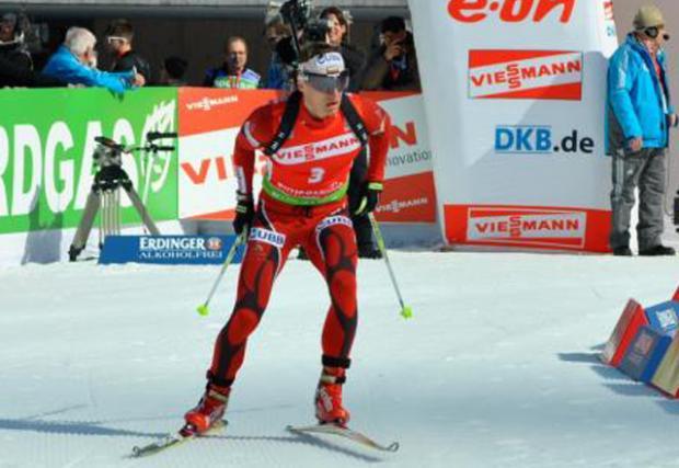 Красимир Анев записа най-доброто си класиране за сезона
