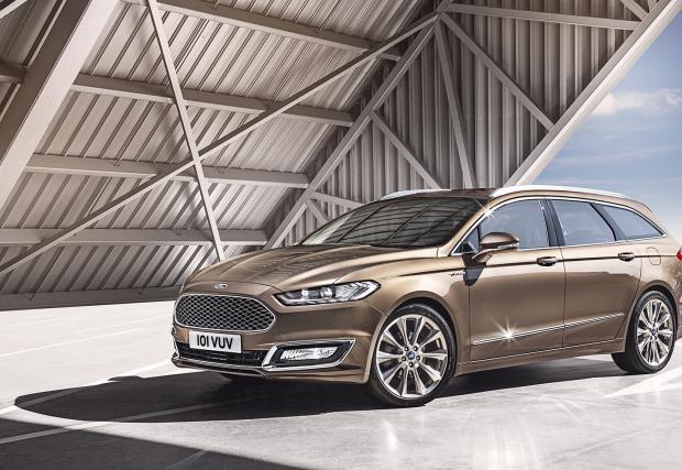 Ford Mondeo Vignale в България. Върховното изпълнение струва 70 хил. лева