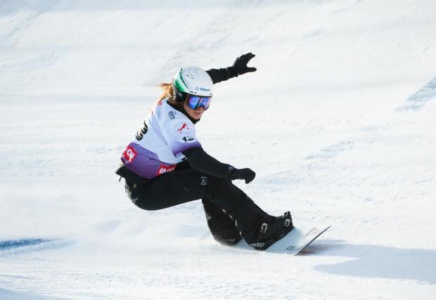 Сани Жекова няма да участва на зимните Xgames