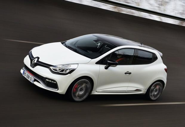Renault Clio RS Trophy: още по-спортен