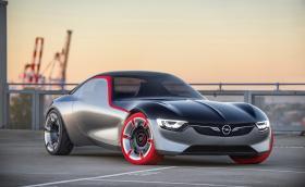 Opel GT Concept показва бъдещия спортен модел на марката