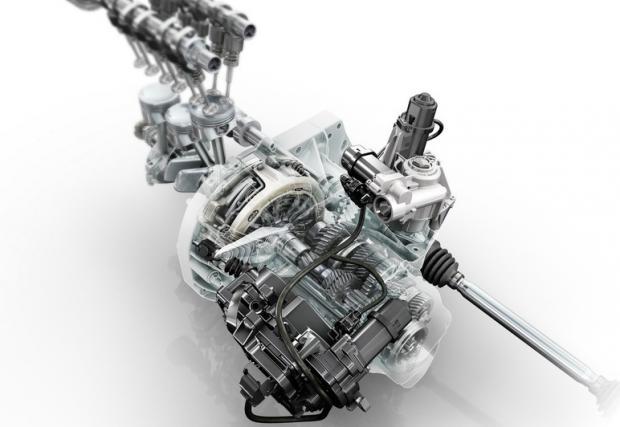 Първият автоматик на Dacia
