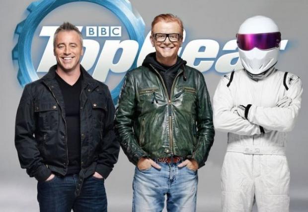 Мат Лебланк става водещ на Top Gear