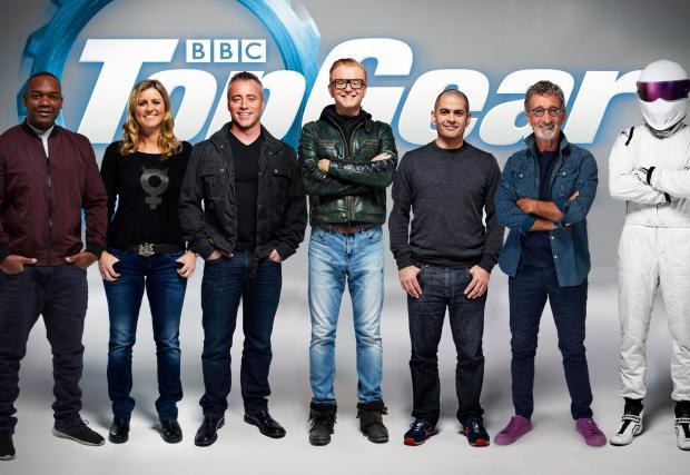 Запознайте се с новия екип на TopGear TV