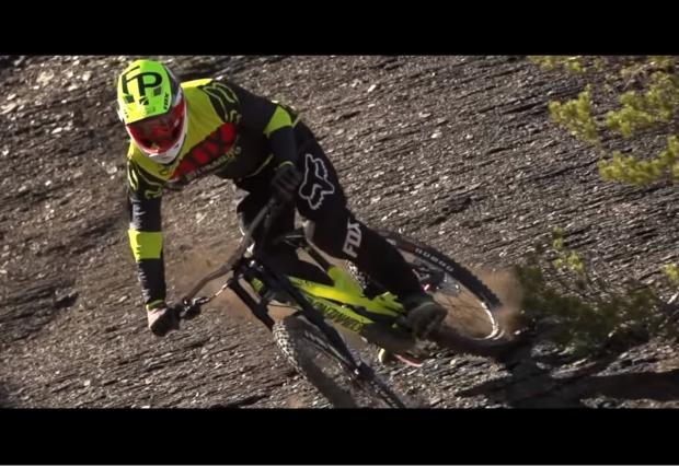 Ново колело. Supreme DH V4 с Реми Тирион (Видео)