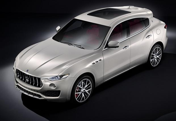 Maserati Levante - разкрито. Италианците показаха първият SUV в историята си. Има и дизелов вариант