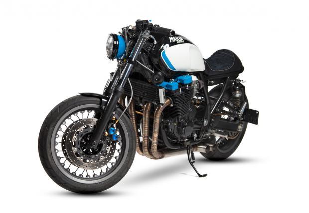Yamaha XJR1300 от Maria Motorcycles. Истински готин мотоциклет