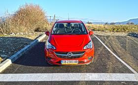 Тест на Opel Corsa EcoFlex 1.0