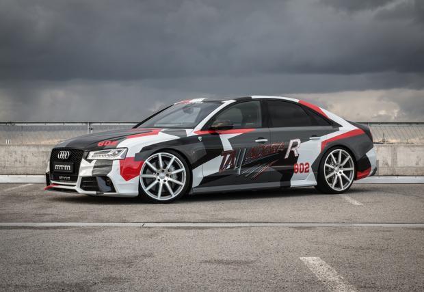 Audi S8 Talladega R идва с 802 к.с. и цена от 222 хил. евро