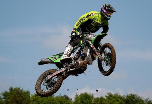 Петър Петров стана 6-ти в 1-то състезание от Световния шампионат по мотокрос