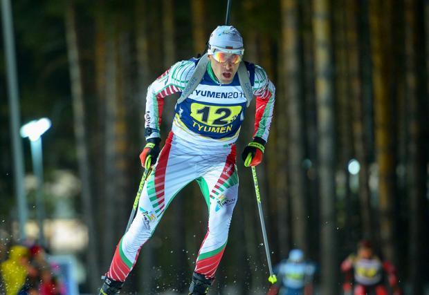 Влади Илиев с бронз на Европейското по биатлон