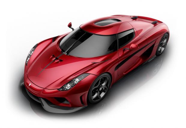 Премиера: Koenigsegg Regera с 1500+ коня. Прави 300 за 10,9 сек, вдига 400 км/ч