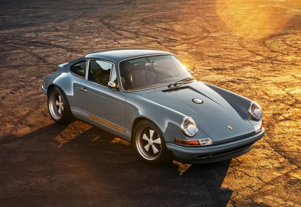 Singer направиха още две изумителни коли. Porsche 911, класиката - подобрена