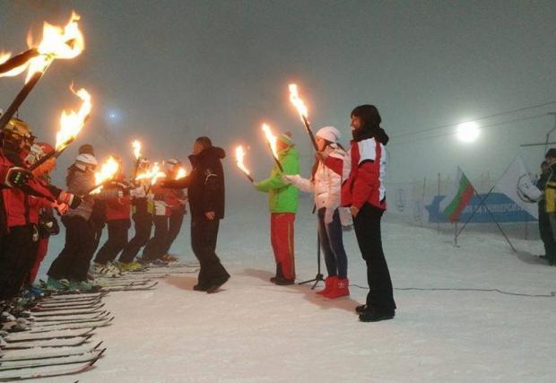 В Боровец откриха Университетски зимни игри 2016