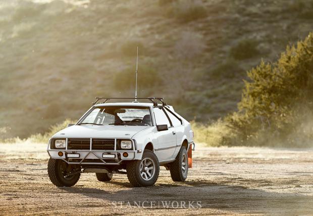 Toyota Celica за Марс. И връзката с Group B